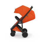 Wózek spacerowy Greentom Classic Black-Orange