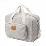 My Bag's Torba Maternity Bag My Liberty Flowers light grey