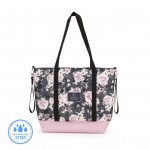 Shopper Bag Night Flowers