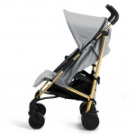 Wózek spacerowy Stockholm Stroller 3.0 Golden Grey, Elodie Details