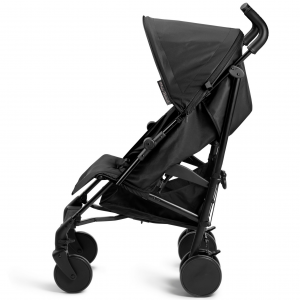 Wózek spacerowy Stockholm Stroller 3.0 Brilliant Black, Elodie Details