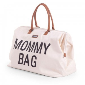 Torba podróżna Mommy Bag kremowa, Childhome
