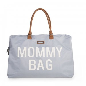 Torba podróżna Mommy Bag szara, Childhome