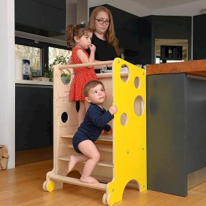Learning Tower - Kitchen Helper XL Double